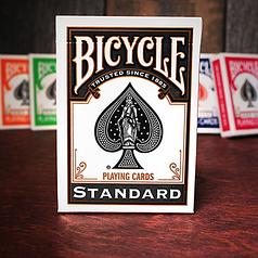 Карты игральные | Bicycle Black Playing Cards by USPCC