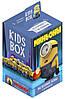 Миньоны KIDS BOX - коллекционная фигурка в коробочке c драже в шоколаде Кидсбокс