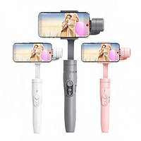 Feiyu Tech Vimble 2 -  Стабілізатор (Стедікам) для смартфонів з телескопічною рукояткою Рожевий