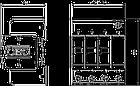 5094656 Розрядник для захисту від перенапруг 3-полюс.+NPE (ПЗІП), V20-C 3+NPE-280 OBO Bettermann (Німеччина), фото 2