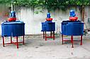 Бетоносмеситель объемом 150 л, фото 3