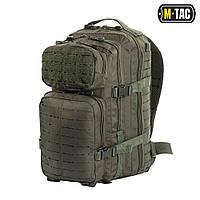 Рюкзак M-Tac Assault pack laser olive, 20л, фото 1