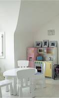 Детский стул MAMMUT белый (403.653.71)