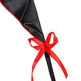 Чорно-червоне еротичне тедді, фото 7