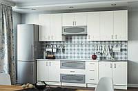 """Кухня """"Імпульс"""" МДФ білий"""