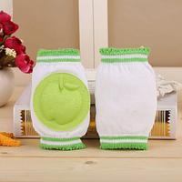 Наколенники для детей и малышей Зеленые яблоки