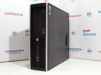 HP COMPAQ 8000 SFF | CORE 2 QUAD Q9505 | 4GB DDR3 | 250GB HDD