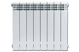 Биметаллический радиатор EcoLite 500/80 секционный