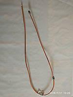 Трубка тормозная ГАЗ 3307,53,ПАЗ,66 (медь 1225 мм) (задняя разводка правая) <ДК>