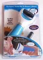 Электрическая роликовая пилка для ног Cordress Electric Callus Remover