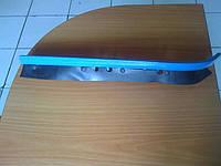Обрамление фары-ресничка левая JAC 1020 Синяя