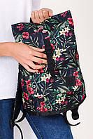 Рюкзак STWR Street Style Цветы (5000110)