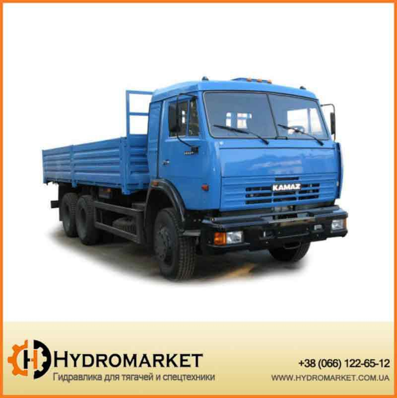 Гидравлика на КамАЗ 53212