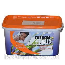 Профессиональный стиральный порошок с кислородным отбеливанием и энзимными добавками ТРЕБОН ПЛЮС  (5 кг)