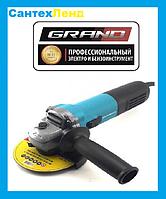 Болгарка Grand МШУ-125-1400