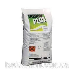 Профессиональный стиральный порошок с кислородным отбеливанием и энзимными добавками ТРЕБОН ПЛЮС  (25 кг)