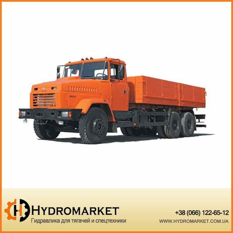 Гідравліка на КрАЗ 6510