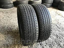 Шины бу зима 215/65R16C Bridgestone Blizzak W800 2шт 4,5мм