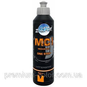 Полировальная паста Zvizzer среднезернистая MC 3000 Medium Cut (ONE STEP), 250/750ml
