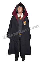 Детская мантия Гарри Поттера рост 116