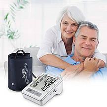 Монитор артериального давления и пульса с LCD экраном  APULZ, фото 2