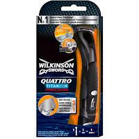 Wilkinson Sword (Schick) Quattro Titanium Precision 1 картридж W0088