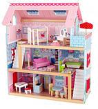 Будиночок-котедж для ляльок KidKraft CHELSEA DOLL, фото 6