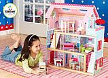Будиночок-котедж для ляльок KidKraft CHELSEA DOLL, фото 2
