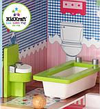 Будиночок-котедж для ляльок KidKraft CHELSEA DOLL, фото 5