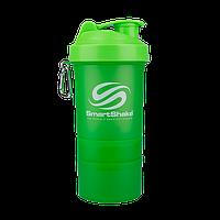 SmartShake Original NEON 600 ml Green