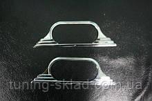 Хром накладки на поворотнички Toyota Corolla 2002-2007 (Тойота Корола)