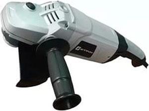 Болгарка Элпром 180 ЭМШУ-1650. Удлиненная ручка. Угловая шлифмашина (УШМ)