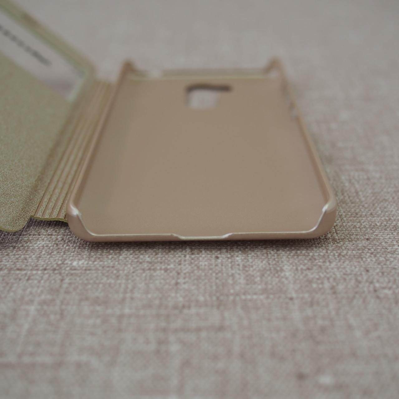 Чехол Nillkin Sparkle Xiaomi Redmi 4 Pro gold Prime Для телефона