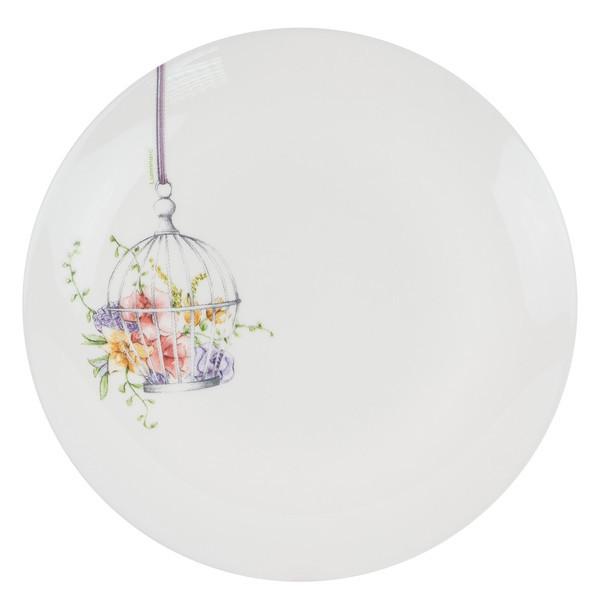 Flore Тарелка десертная 19 см Luminarc L8312