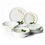 White Orchid Сервиз столовый - 26 пр Luminarc N3442, фото 5