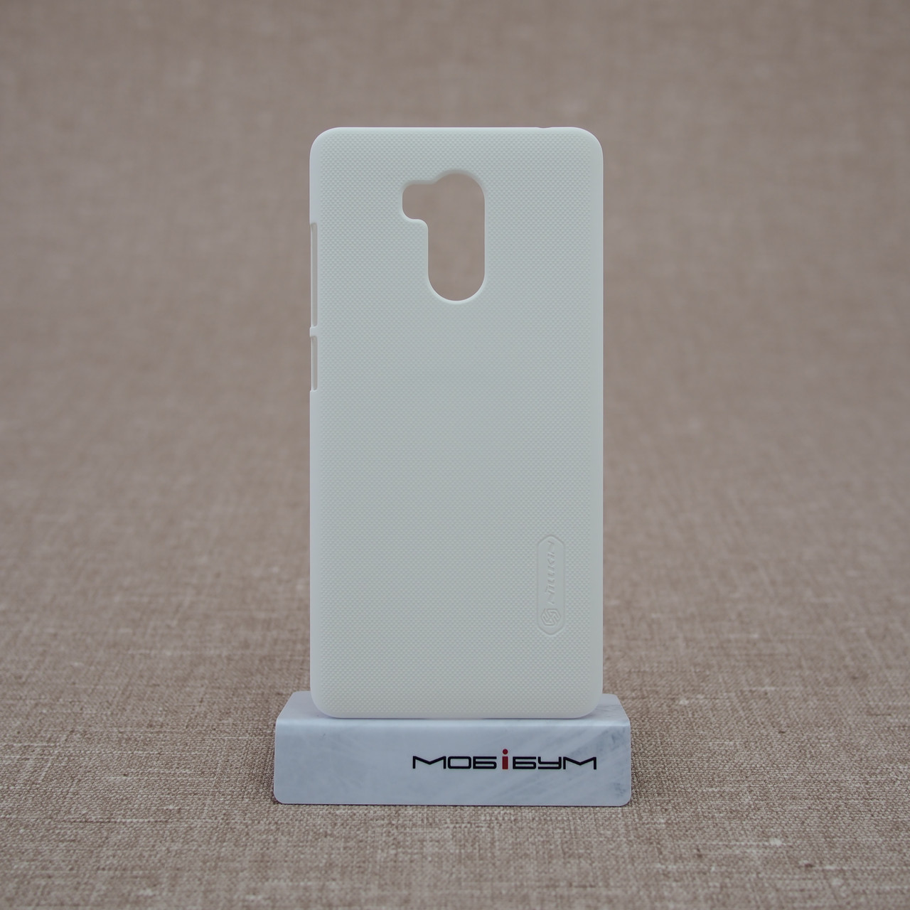 Накладка Nillkin Super Frosted Shield Xiaomi Redmi 4 Pro white EAN/UPC: 6902048133907