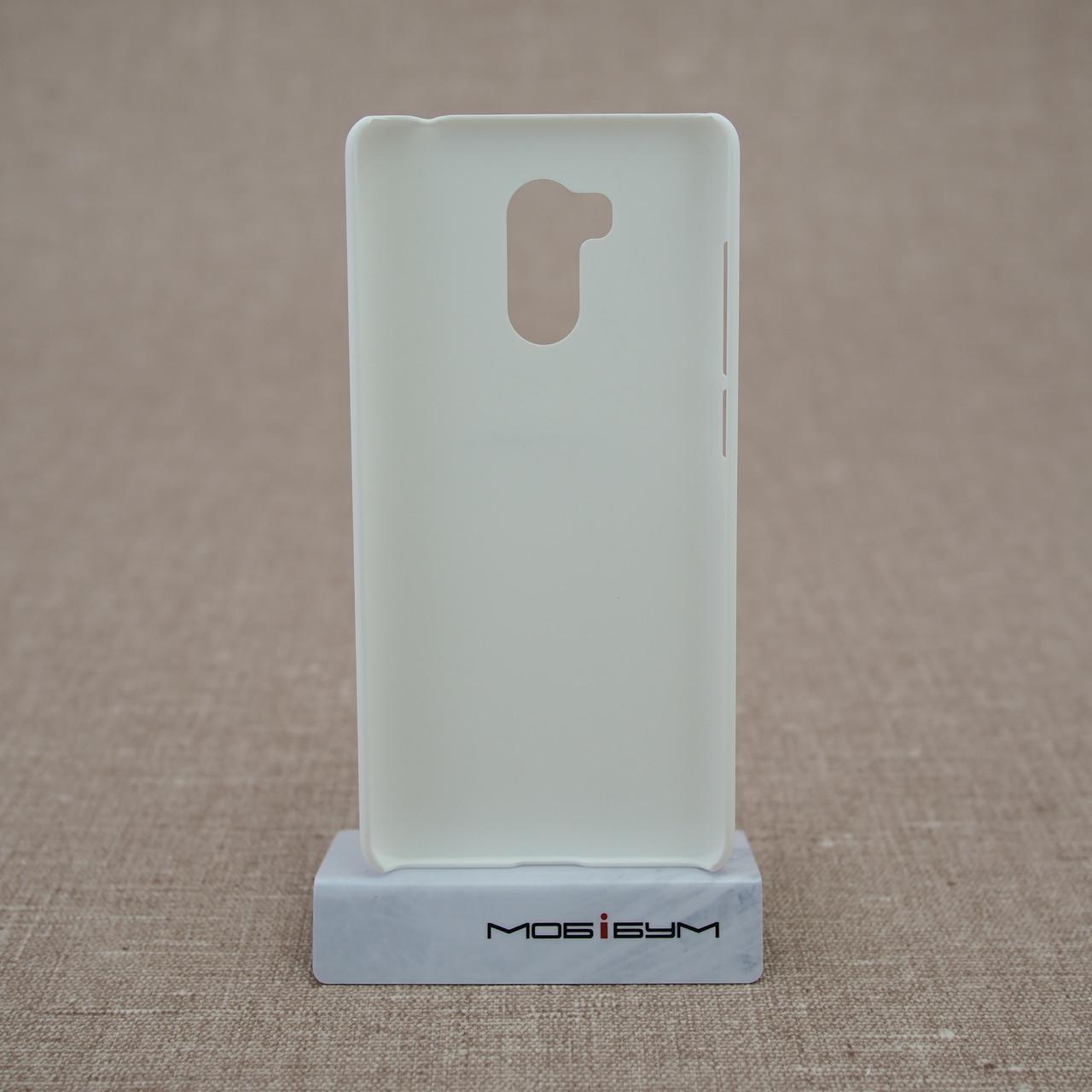 Nillkin Super Frosted Shield Xiaomi Redmi 4 Pro white Prime Для телефона