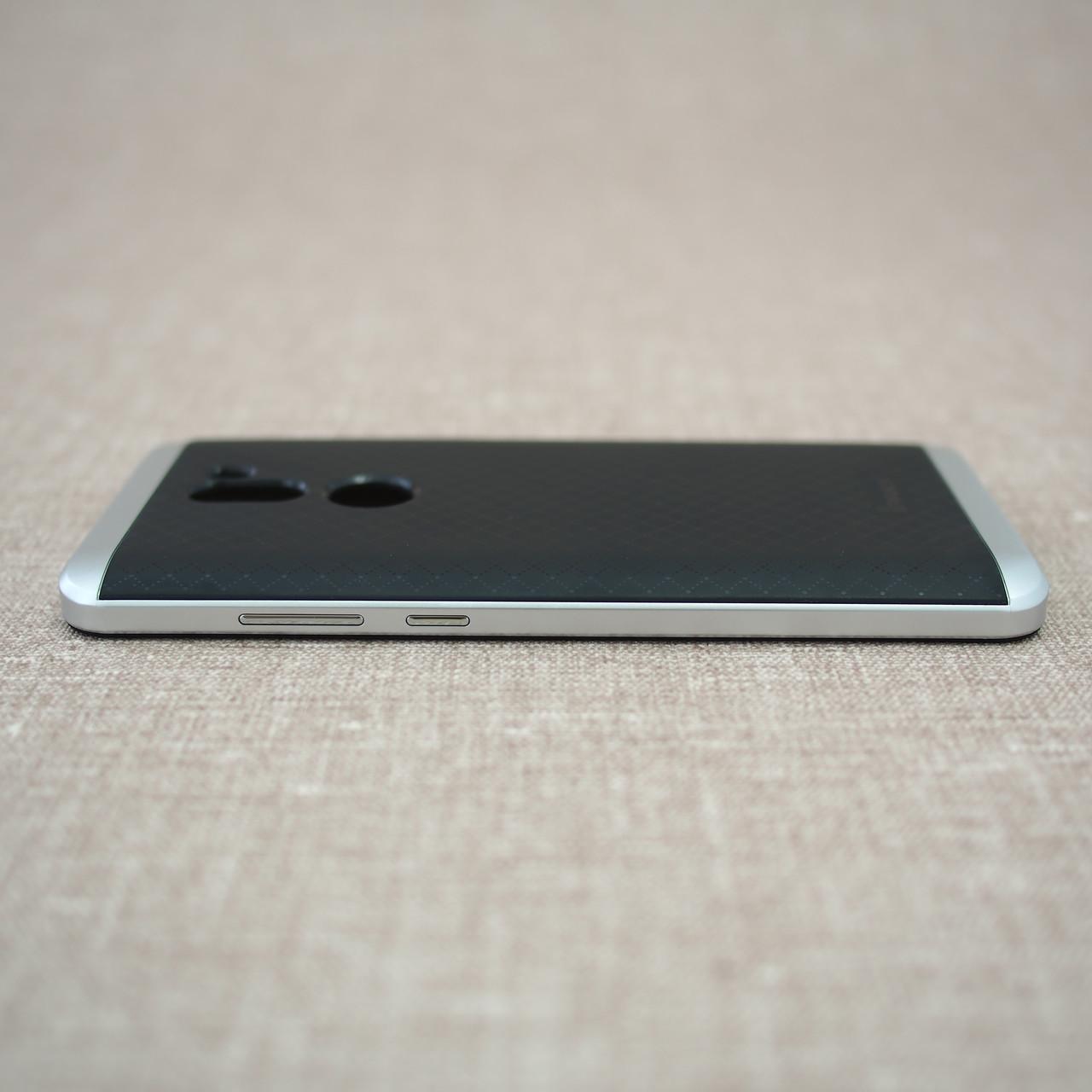 Чехол iPaky Xiaomi Mi 5s Plus silver Для телефона