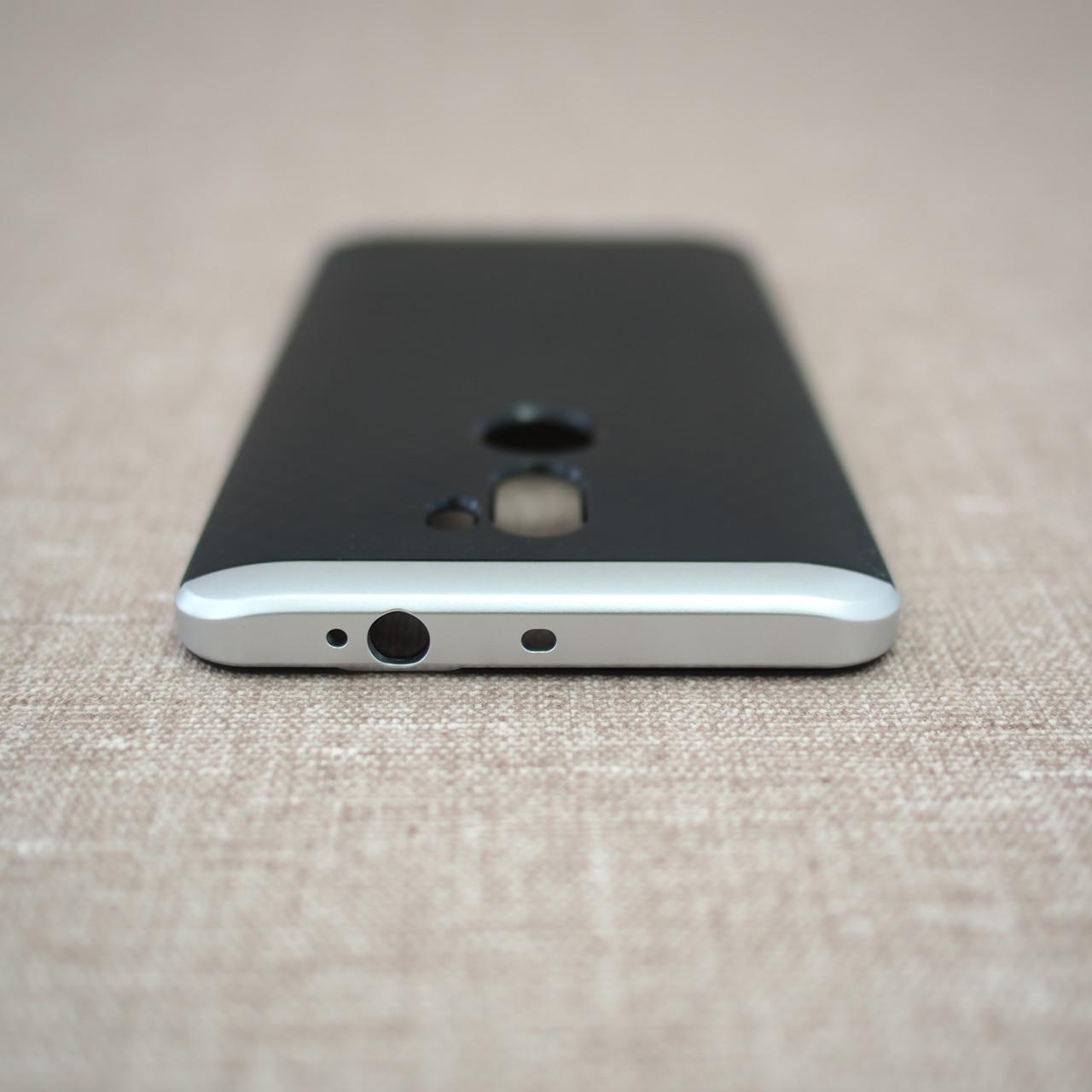 Чехол iPaky Xiaomi Mi 5s Plus silver