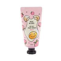 Крем для рук с ароматом персика DAENG GI MEO RI Egg Planet Hand Cream Peach, 30 ml