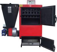 Твердотопливный котел Emtas EK3G/S с автоматической загрузкой топлива (один шнэк)
