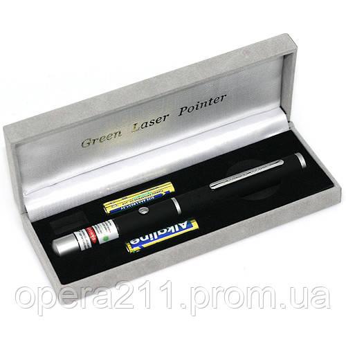 Фонарь-лазер зеленый 03-3 (AS SEEN ON TV)