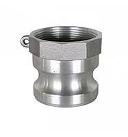 БРС камлок (camlock) тип A - алюминий A63 (250)