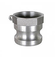 БРС камлок (camlock) тип A - алюминий A100 (400)