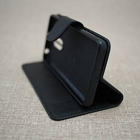 Чехол Goospery Fancy Diary Xiaomi Redmi 4 Prime black