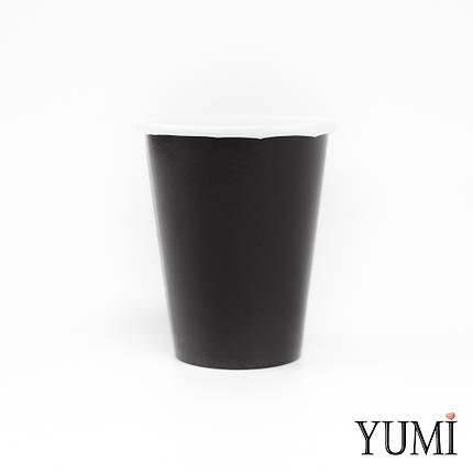 Стаканы Black черные 266 мл / 8шт, фото 2