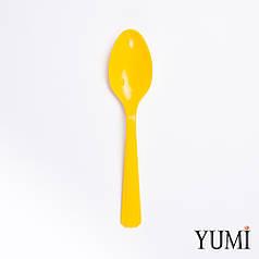 Ложка пластмассовая Sunshine Yellow желтая 10 шт. Amscan