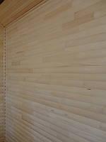 Блок-хаус (блок-хауз) из липа 1 сорт