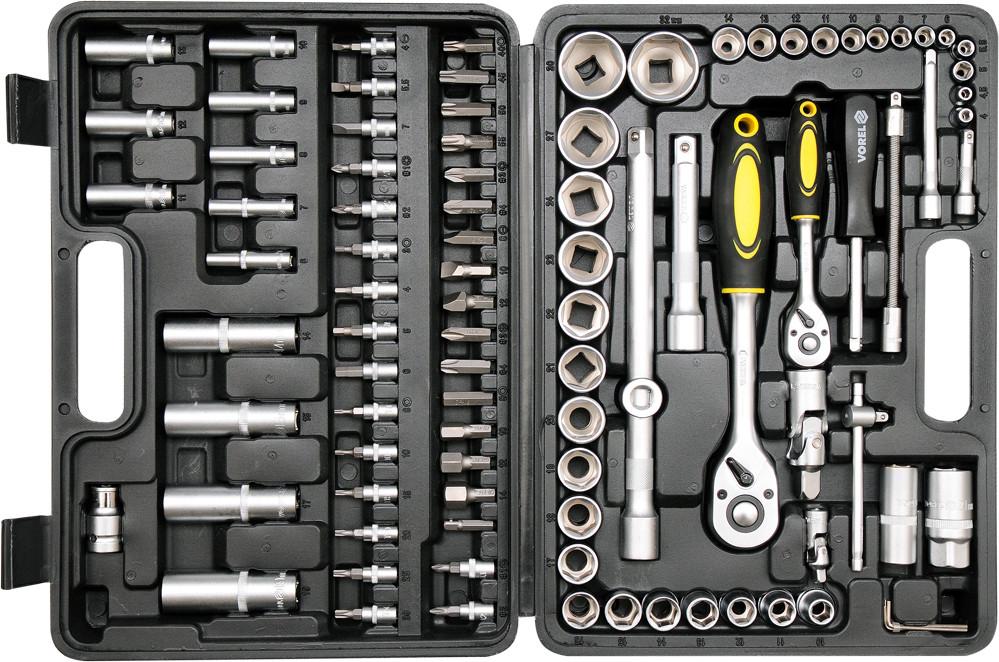 Набір інструменту 94 шт Vorel 58683