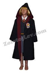 Мантия Гарри Поттера для ребенка рост 134